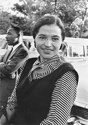 Rosa Parks - source Wikipedia.com