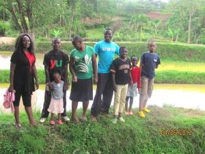 Kitale Farm Visit April 2012