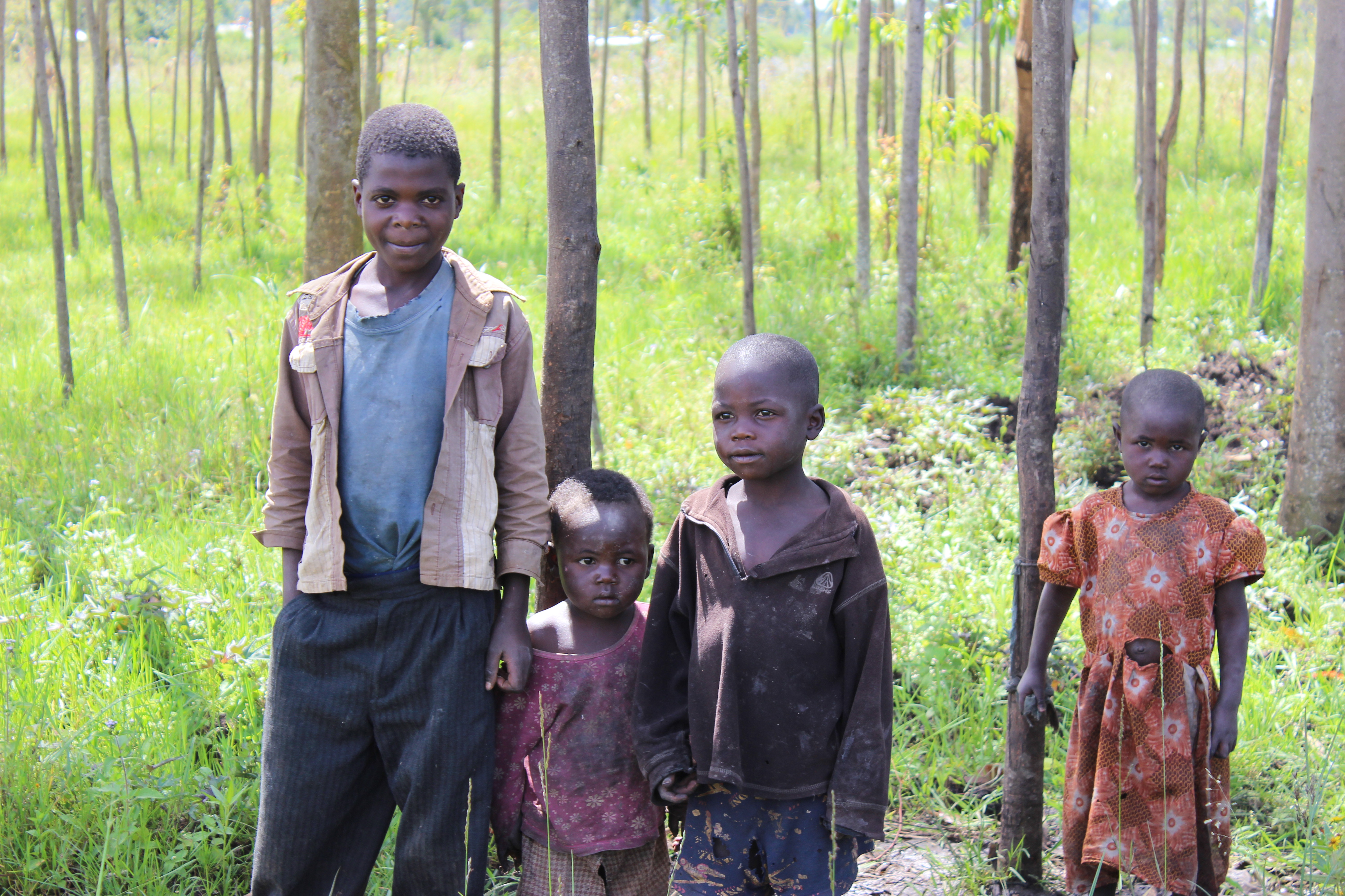 Kitale children